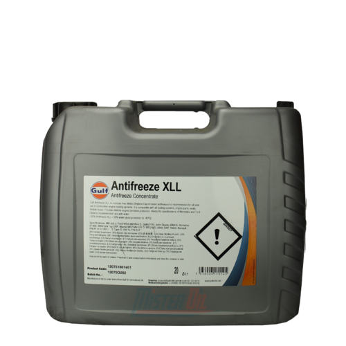 Gulf Antigel XLL