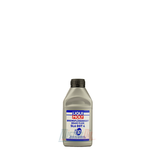 Liqui Moly Brake Fluid DOT 4 SL6 (21167)