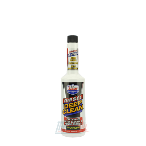Lucas Oil Diesel Deep Clean Particulate Filter Cleaner (10872)