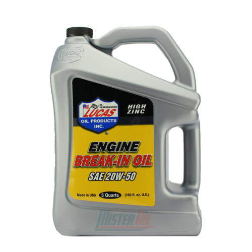 Lucas Oil Engine Break-In Oil (10636)