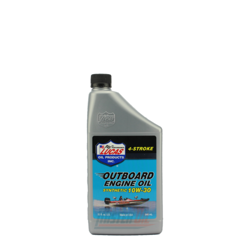 Lucas Oil Outboard Synthetic Engine Oil (10661)