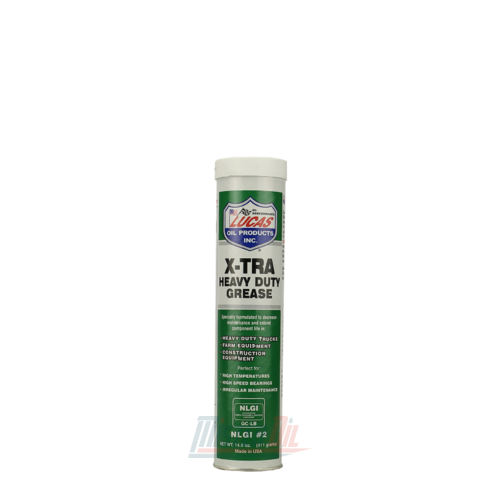Lucas Oil X-Tra Heavy Duty Grease NLGI 2 Cartouche (10301)