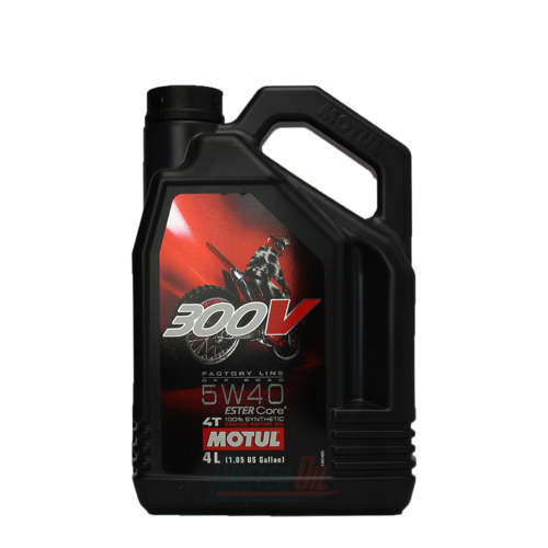 Motul 300V Factory Line Off Road 4T