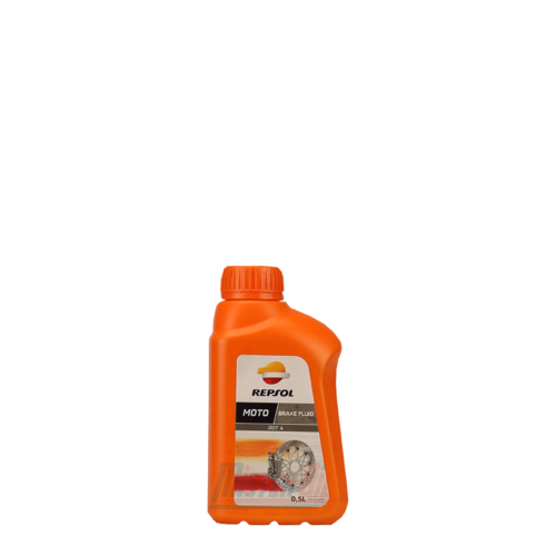 Repsol Moto Brake Fluid DOT 4