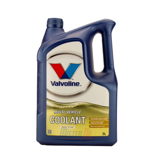 Valvoline Multi Vehicle Coolant Pret A Utiliser