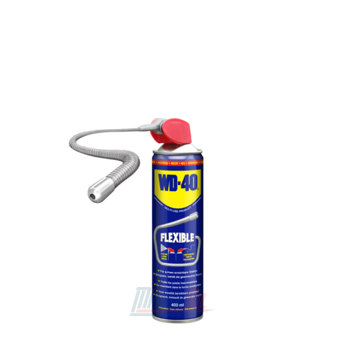WD40 Flexible Straw