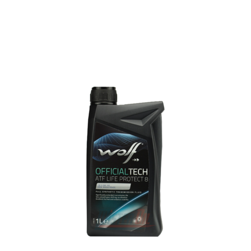 Wolf officialtech ATF LIFE PROTECT 8