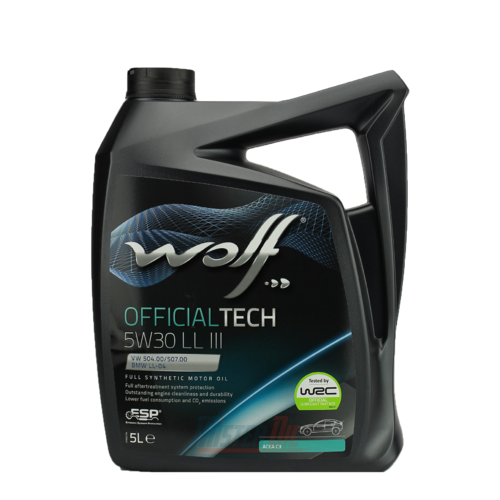 Wolf Officialtech LL III