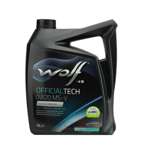 Wolf Officialtech MS V